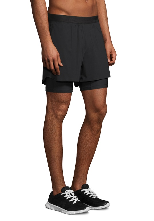 Casall M PWR Double Shorts