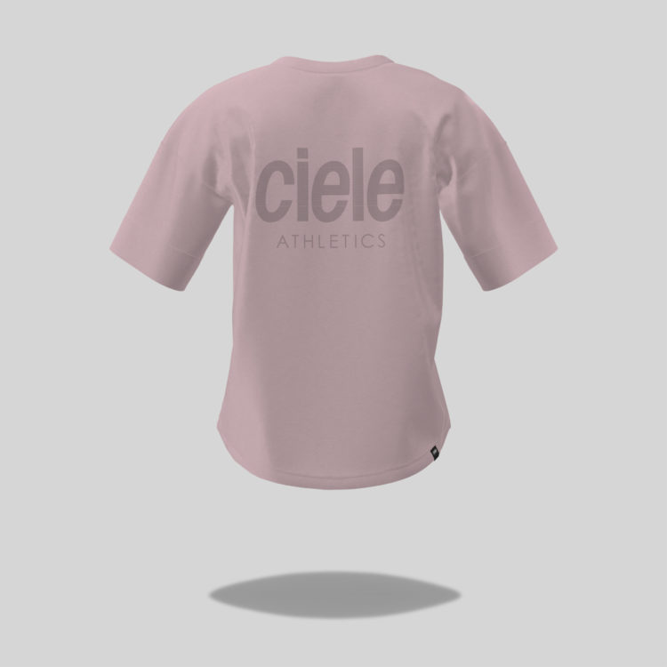 Ciele Athletics WNSBTShirt - Core - Athletics - Rose