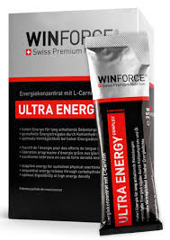 Ultra Energy Complex Marroni 25-g-Sachet