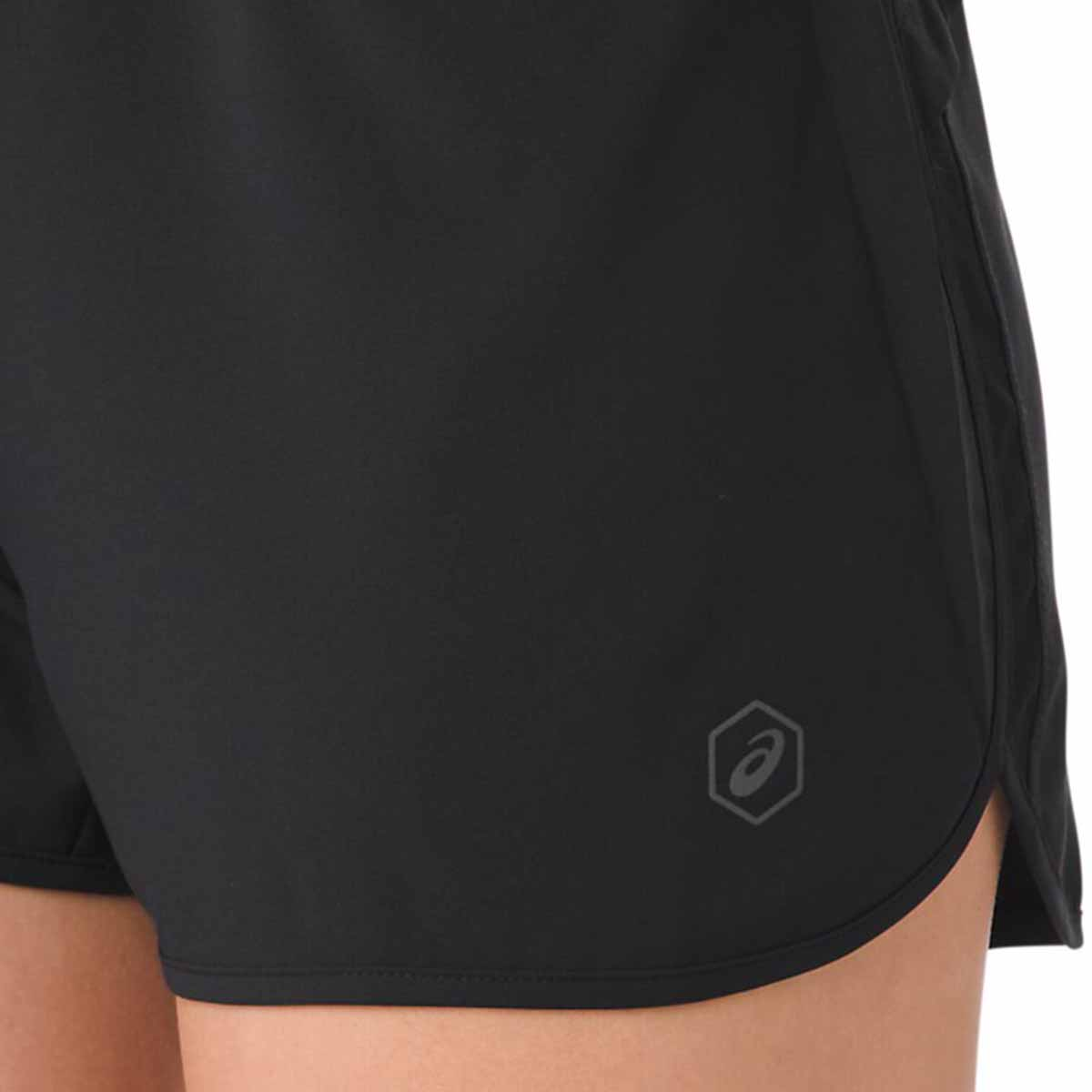 ASICS 4 inch Running SHORT Lady - Detail