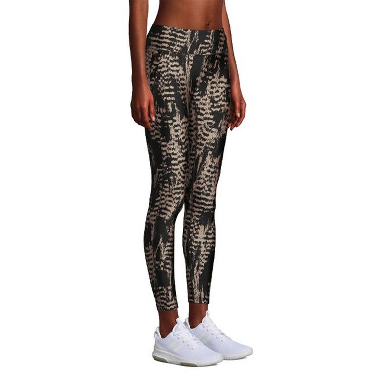 Casall Iconic Printed 7/8 Tights