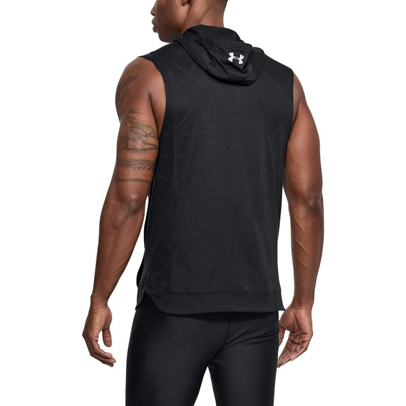 Under Armour Threadborne Swyft Kurzarm-Hoody