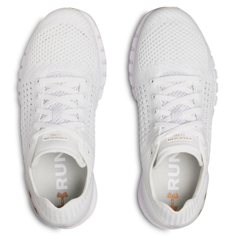 Under Armour HOVR Sonic Lady | Weiss - Paar