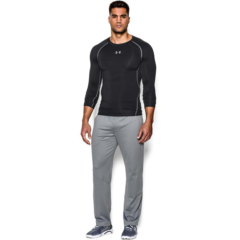 UA HeatGear® Armour Long Sleeve Compression Shirt