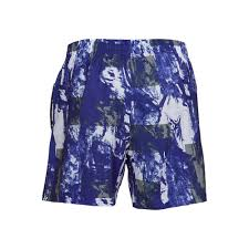 UA Launch SW 5 Print Short