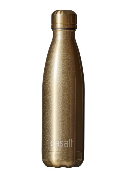 Casall ECO Cold bottle 0,5L – Golden yellow