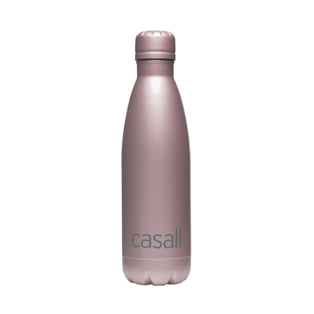 Casall ECO Cold bottle 0,5L – Pink