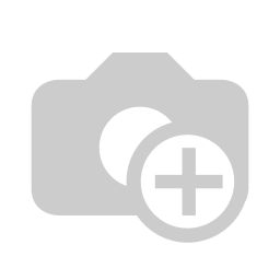 Casall Travel Yoga Matte 4mm – Dark blue/grey
