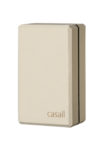 Casall Yoga block bamboo – Natural