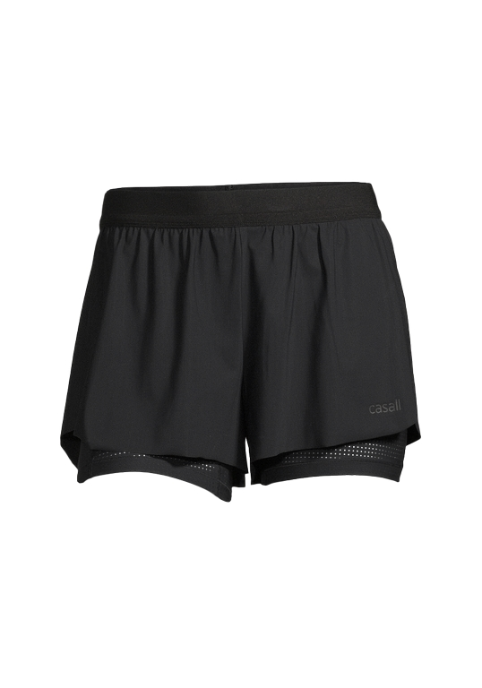 Casall Double Layer Shorts